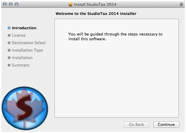 studiotax for mac